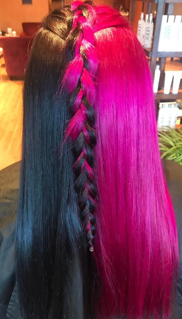 Hair Style - Hair Coloring