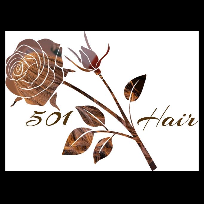 501Hair Company Logo
