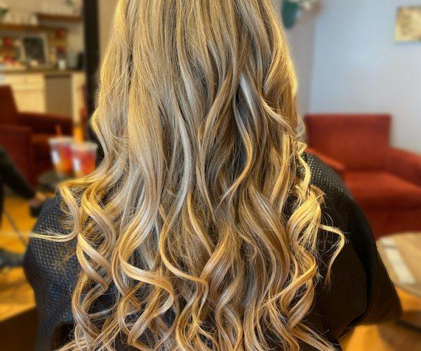 501 Hair - Hair Coloring